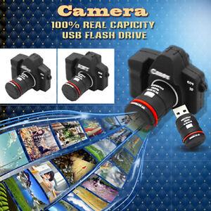 Mini-Model-Camera-Pen-UDisk-USB-2-0-Flash-Drive-Memory-Stick-8G-16G-32G-64G-128G