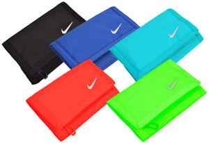4a67f07a3cc36 Das Bild wird geladen Nike-Geldboerse-Geldbeutel-Portemonnaie-Wallet-Basic -Unisex-verschiedene-