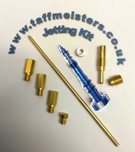 Details about HUSABERG -PERFORMANCE JETTING KIT KEIHIN FCR CARB 04-08 - our  own SUPER NEEDLE