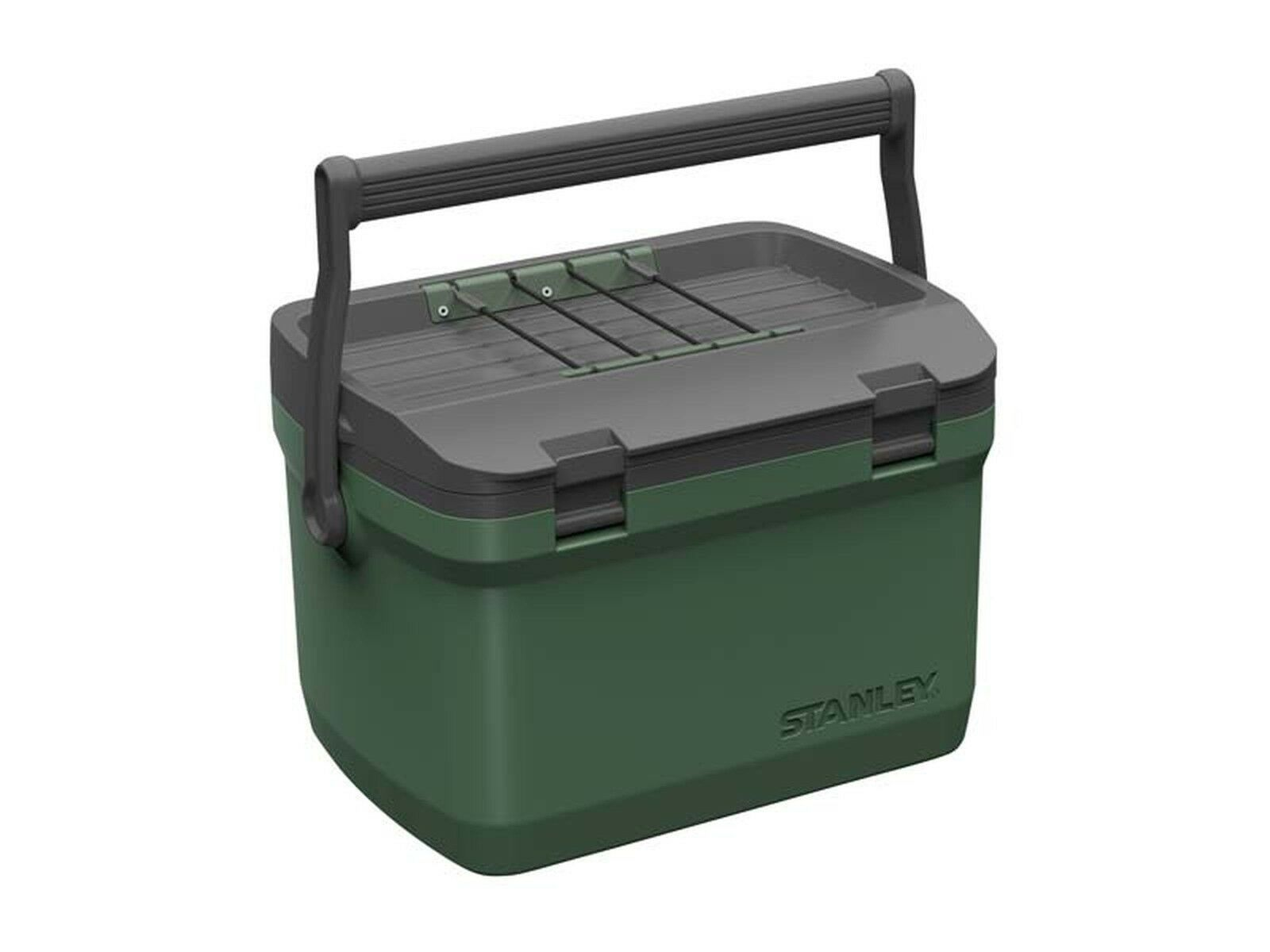 Stanley Adventure Cooler, 15.1 Liters Capacity Green