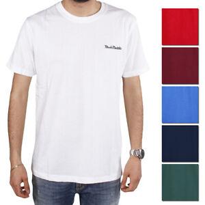 T-Shirt Uomo Renato Balestra Maglia Mezza Manica Girocollo Cotone Vari Colori