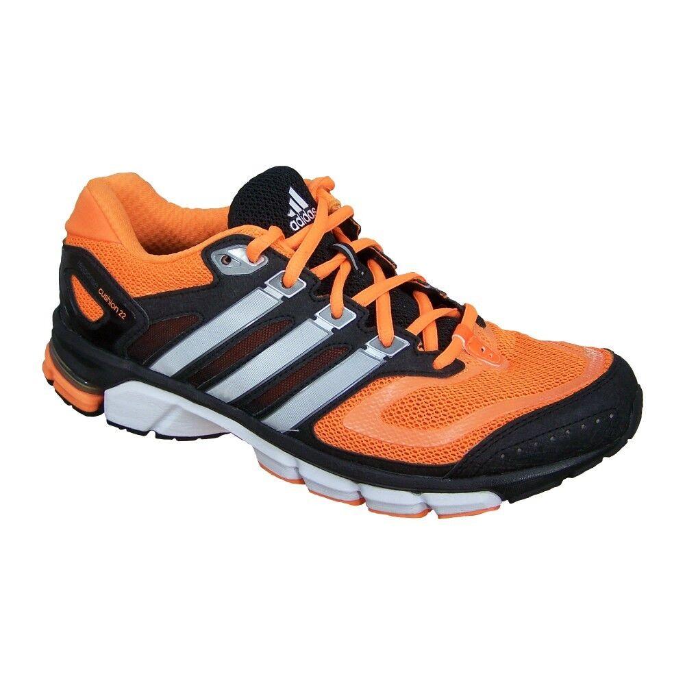 adidas Response Cushion 22 M Herren Laufschuh Orange