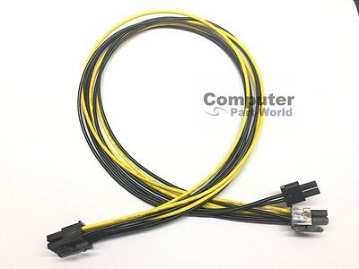 8+6pin PCI-E VGA Power Supply Cable for Coolermaster 50cm