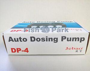 Jebao-AUTO-POMPA-di-dosaggio-DP-4-ACQUARIO-REEF-MARINO-piu-vicina