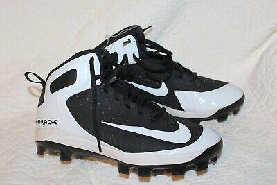 Nike Huarache Football Cleats Size 5