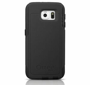 separation shoes 3ae23 bad4b OTTERBOX Commuter Series Case for Samsung Galaxy S6 Black