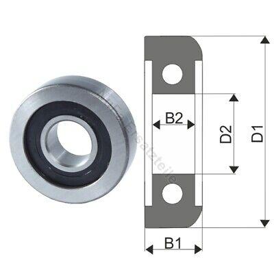 Mastrolle Mastlager für Jungheinrich DFG 425 Gabelstapler 50053480