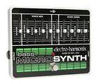 Electro-Harmonix Bass Micro Synthesizer Bass Guitar Effect Pedal