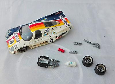 Amr Rondeau M 379 Le Mans 1979 For Repair Or Parts 1/43 N/ Bbr Mr Bosica Lustro Incantevole