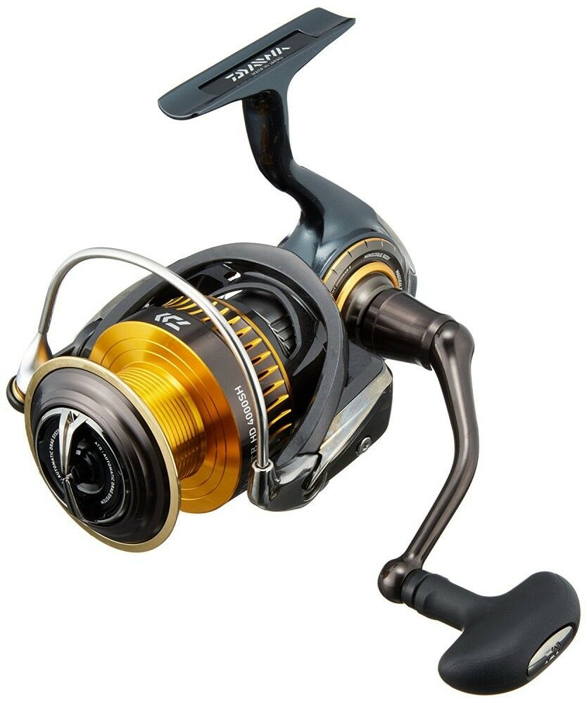 Daiwa Spinning Reel 16 Certate HD 4000 SH For Fishing From Japan