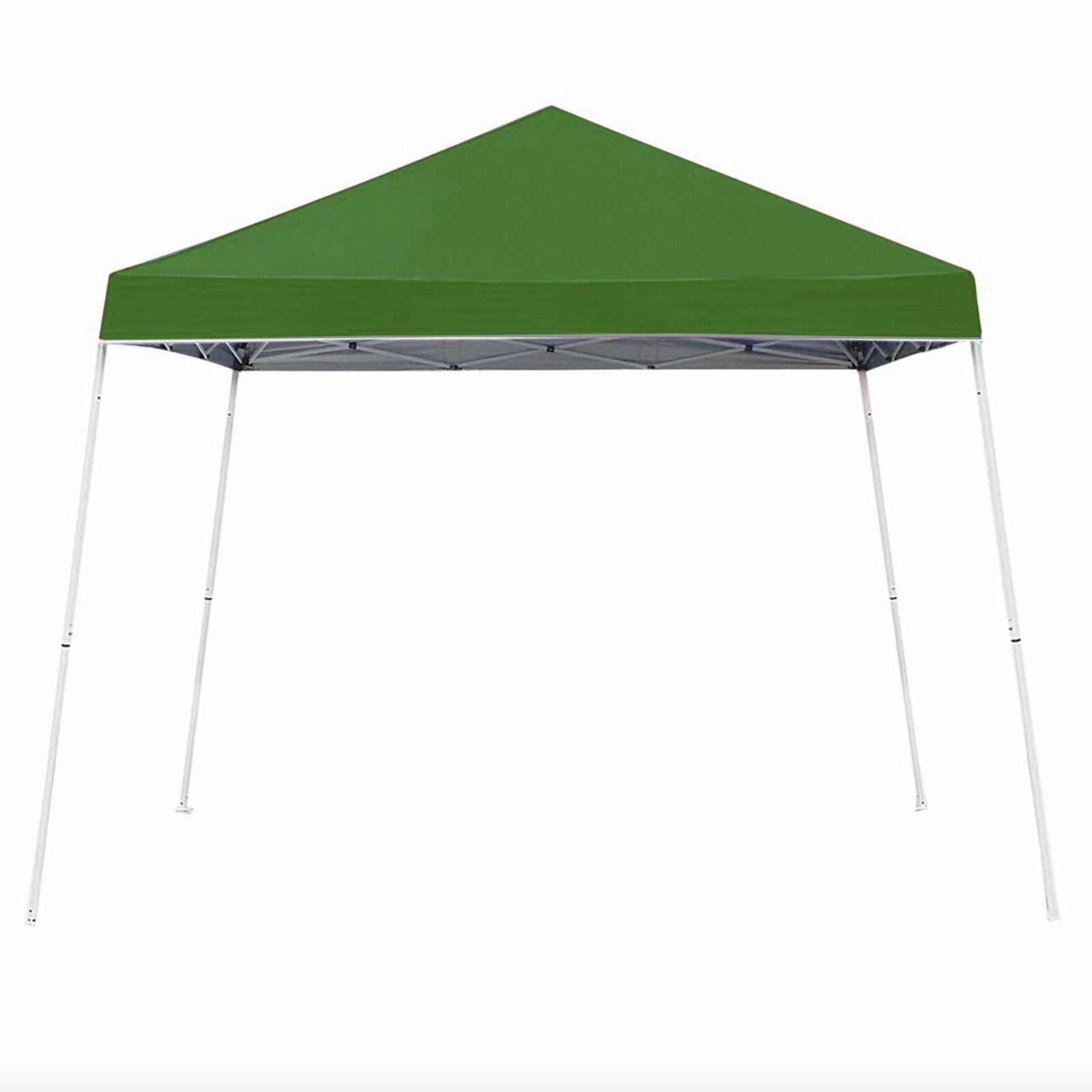 Z-Shade Instant 10 x 10 Foot  190D Taffeta Outdoor Canopy with Carry Bag, Green  free shipping