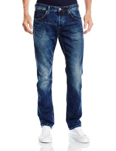 Tailor Denim Tom Fit l32 W33 Tapered Blau Slim Vintage Leg 32 Conroy 33 xHOqOadSw4