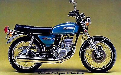 Suzuki Gt125 Rubber Forest Gt125 Gt185
