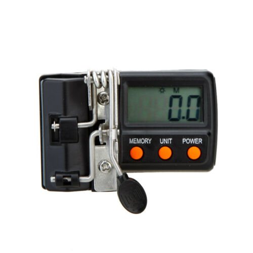 999.9M Casting Rod Digital Display Fishing Line Counter For Spinning R8R9