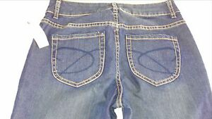 Chicos-SZ-00-Platinum-Slimming-Jeans-NEW-Womens-SZ-2-Ultimate-Fit-30-x-31-Actual