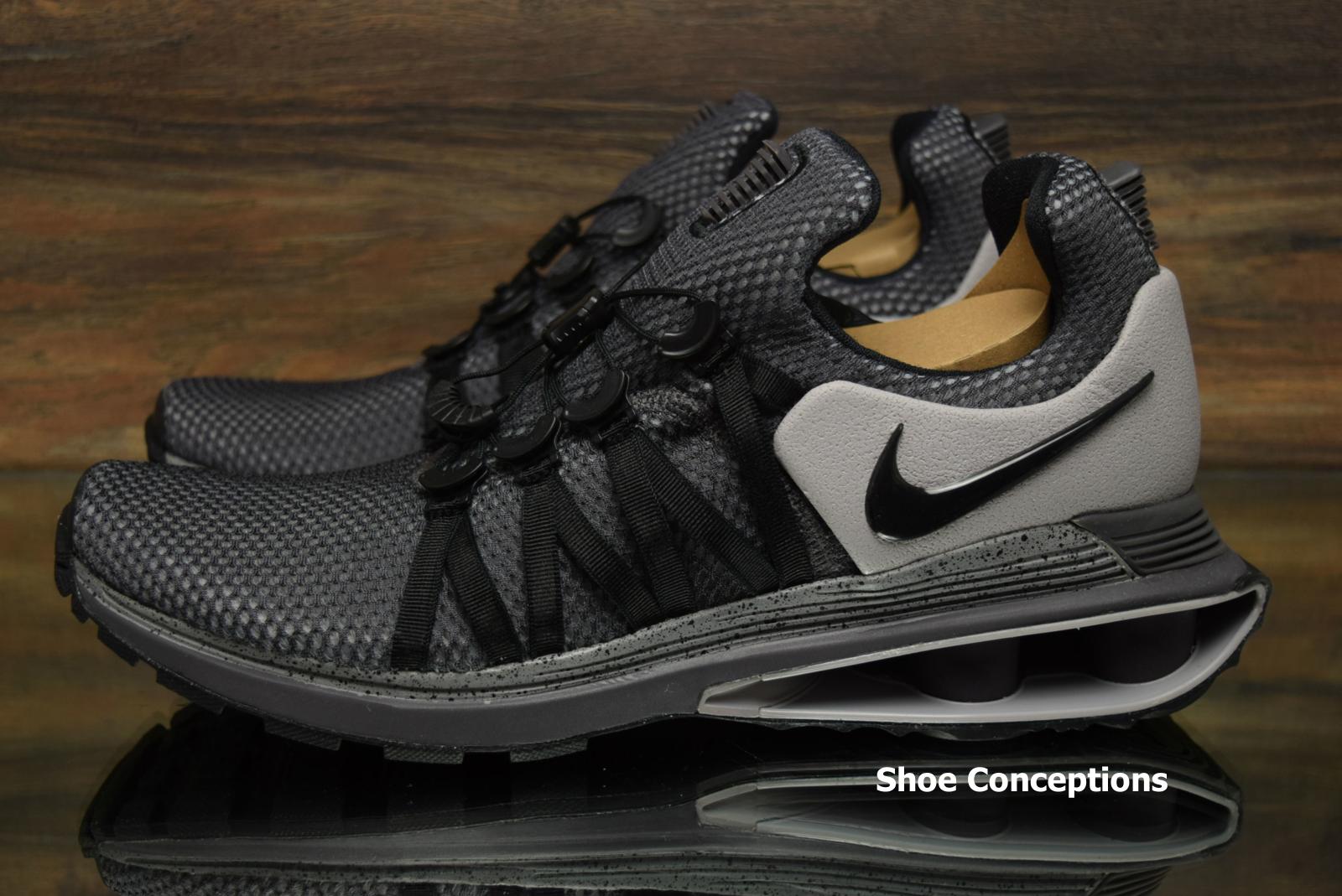 Nike shox anthrazit schwerkraft anthrazit shox schwarzen ar1999-011 laufschuhe  - multi - 620259
