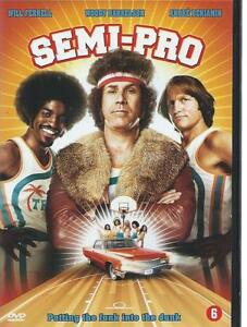 DVD-SEMI-PRO-WOODY-HARRELSON-SPORT-COMEDY-ENGLISH-NL