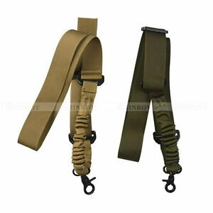 Tactical-Adjustable-Single-Point-Sling-Airsoft-Gun-Sling-Rifle-Strap-for-Hunting