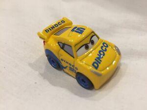 Disney Pixar Cars MINI RACER SARGE MATTEL Diecast BUNDLE TOKYO DRIFT MATER