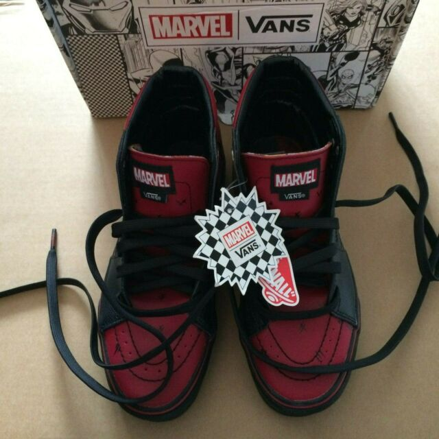 New Mutants Deadpool High help Canvas men and women Sneakers