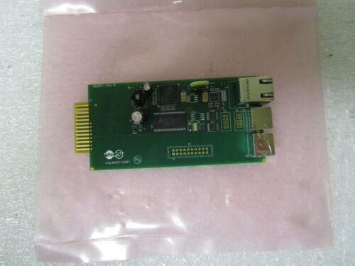 Module 660911 REV B MFG Tripp Lite SNMP Card 66091100B1