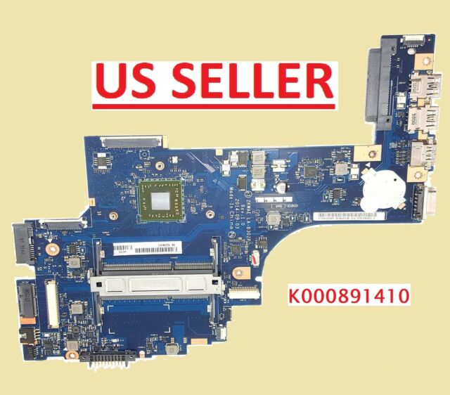 K000891580 INTEL MOTHERBOARD for TOSHIBA C55 SERIES Laptop N2840 CPU US Loc A