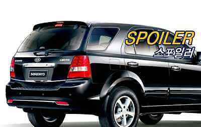Rear Roof Spoiler Protector Guard For  Kia Sorento   (2002 ~ 2005)///