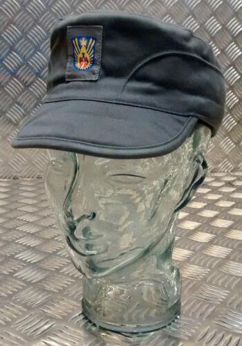 Originale Danish Army Grigio CD Campo Fatica Cappello Baseball//Cappello