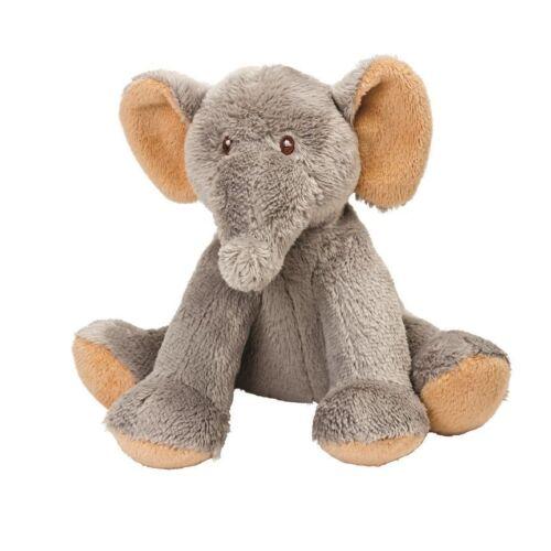New Baby Rattle  Soft Plush Toy Ezzy Elephant Suki Gifts  Boys or Girls Gift
