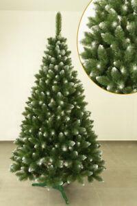 Künstlicher Weihnachtsbaum 150 Cm.Details Zu Künstlicher Weihnachtsbaum Tannenbaum 150 Cm Kiefer Mit Weissen Spitzen