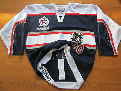 NHL All Star Game Hockey Jersey size 52 Pro Authentic On-Ice CCM Toronto 2000