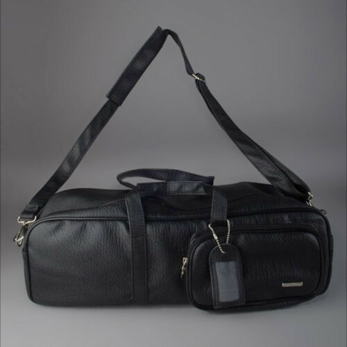 Solid Black//one pocket Dollmore 1//4 BJD  MSD Carrier bag for BJD