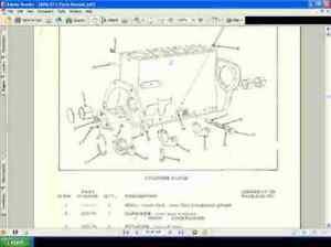 image is loading allis-chalmers-d17-complete-parts-manuals-300pg-w-d-
