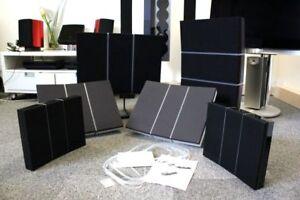 Nouveau-bretelles-pour-B-amp-O-BEOVOX-Redline-haut-parleur-RL-140-7000