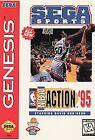 NBA Action '95 Starring David Robinson (Sega Genesis, 1995)
