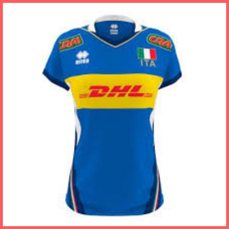 ERREA' SPORT maglia donna 18/19 volley REPLICA NAZ. ITALIANA MG SMGS6C0158050FIV 18/19 donna b64995