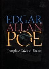 Edgar Allan Poe Complete Tales and Poems by Edgar Allen Poe (2009, Hardcover)