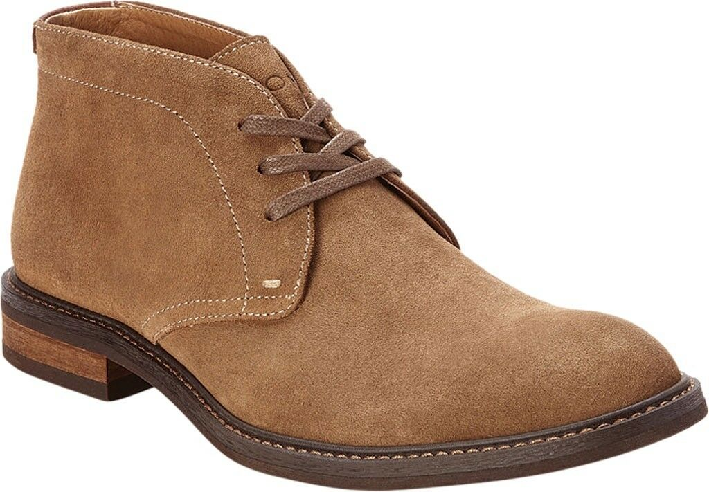 Vionic Chase Chukka Boot (Men's) in Tan Brown Suede - NEW