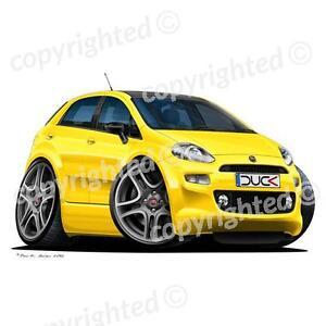 Fiat Punto Twin Air - Vinyl Wall Art Sticker - Yellow | eBay on fiat lounge, fiat pop, fiat trekking review, fiat ads,