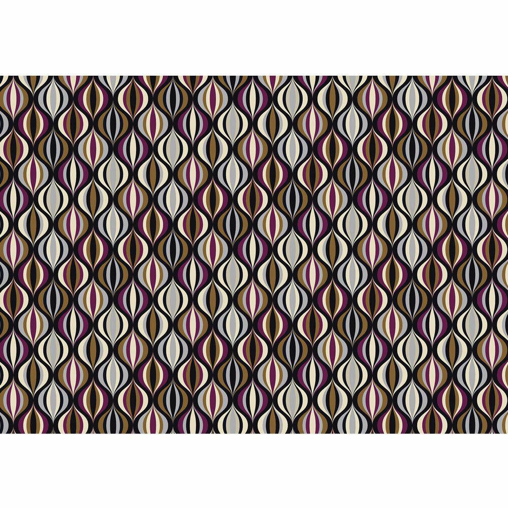 Fototapete Abstraktion Bänder Geometrie Modern liwwing no. 4394