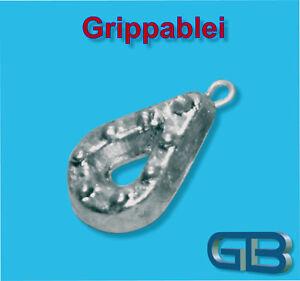 Grippa-Blei-mit-Ose-Angelblei-Grundblei-Karpfenblei-Stroemungsblei