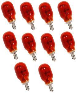 Lot-de-10-Ampoules-WY16W-T15-12V-16W-Ambre-Orange-C1728