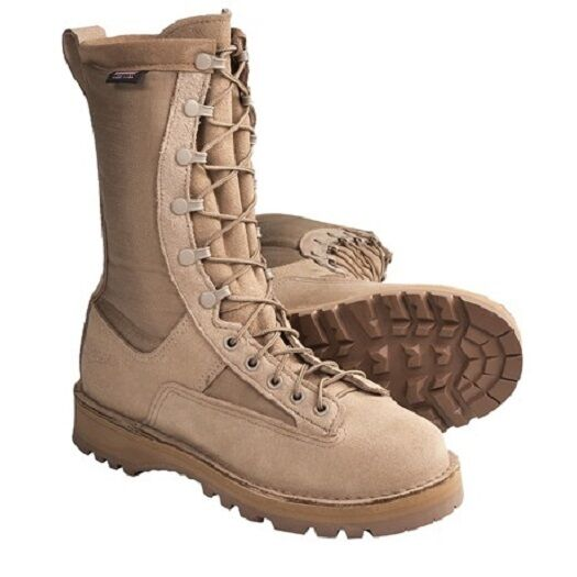 New in Box Damens  Danner Fort Lewis $340 Light Gore-Tex Military 10