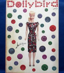 Clothes...//Japanese Doll Magazine Book Dolly bird Vol.13 Fashion Goods