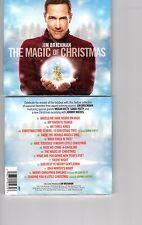 JIM BRICKMAN -MAGIC OF CHRISTMAS (CD 2014)NEW *2 BONUS TRKS* HILTI PATTY MATHIS