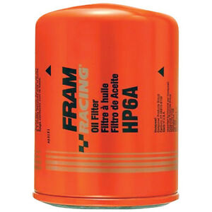 fram racing oil filters hp6a remote mount 20 gpm flow fram ... oil filter fram top fuel racing
