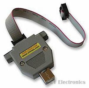 OLIMEX-AVR-JTAG-USB-EMULATOR-USB-TO-JTAG-FOR-AVR