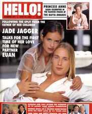 HELLO MAGAZINE #457 JADE JAGGER, PRINCESS ANNE, GEORGE SEGAL, SHEILA HANCOCK