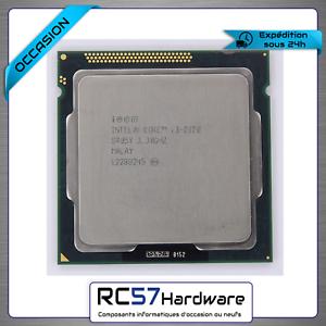 Processeur Intel 1155 Core i3-2120 (2C/4T - 3,3Ghz - SR05Y- BX80623I32120)