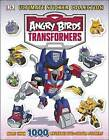 Angry Birds Transformers Ultimate Sticker Collection by Dorling Kindersley Ltd (Paperback, 2014)